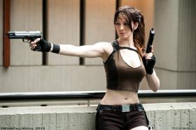 Lara Croft from Tomb Raider by Fire Lily