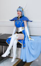 Umi Ryuuzaki from Magic Knight Rayearth worn by Fire Lily