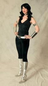 Donna Troy from Wonder Woman worn by Fire Lily