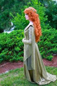 Maid Marian from Robin Hood: Men In Tights worn by Fire Lily