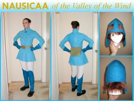 Nausicaa from Nausicaa and the Valley of the Wind worn by Fire Lily