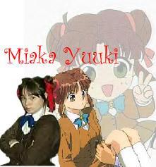 Miaka Yuuki from Fushigi Yuugi