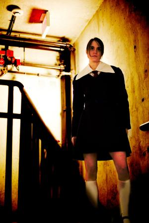 Alessa Gillespie from Silent Hill Origins worn by Stray Wind