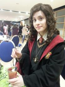 Hermione Granger from Harry Potter worn by Stray Wind