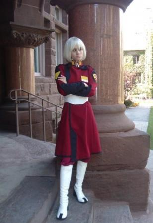 Yzak Jule from Mobile Suit Gundam Seed
