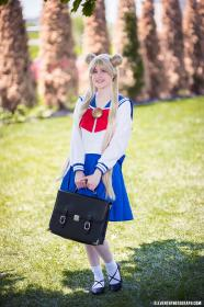 Usagi Tsukino from Sailor Moon worn by Stray Wind