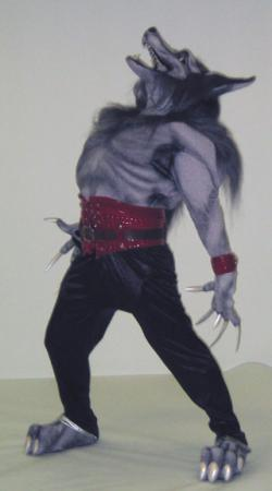 Cornell from Castlevania: Legacy of Darkness worn by furtech