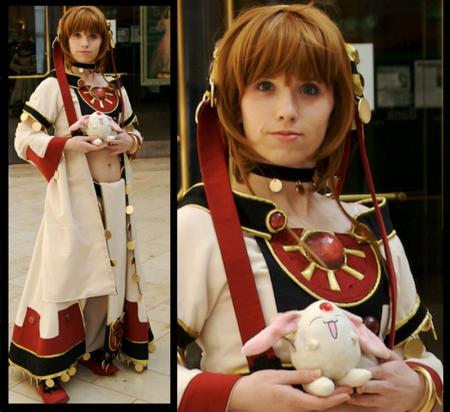 Sakura from Tsubasa: Reservoir Chronicle worn by Kuroki