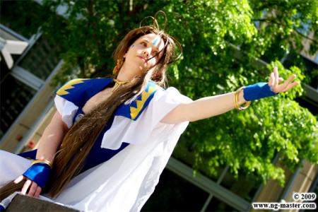 Belldandy from Ah My Goddess 