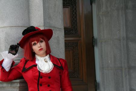 Madam Red from Black Butler worn by Kuroki