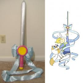 Fionna from Adventure Time with Finn and Jake worn by Zip