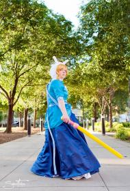 Fionna from Adventure Time with Finn & Jake