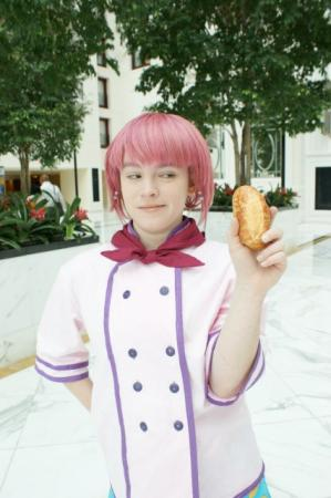 Mizuno Azusagawa from Yakitate!! Japan worn by Zipchan