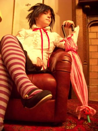 Road (Rhode) Kamelot from D. Gray-Man worn by Zipchan