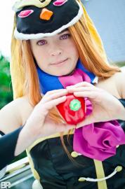 Princess of Crystal from Mawaru Penguindrum worn by Zipchan