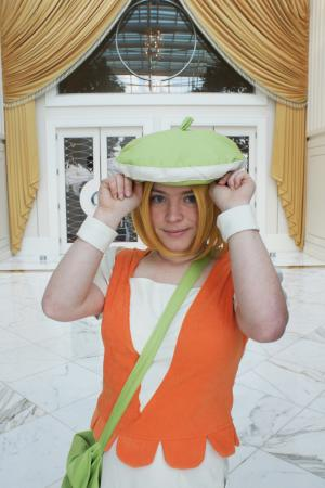 Bianca / Bel from Pokemon worn by Zip