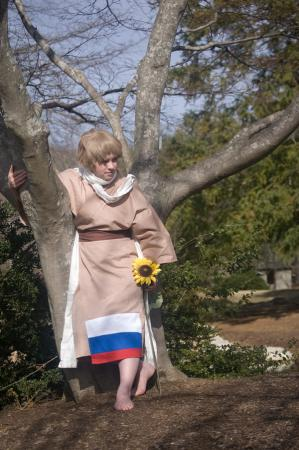 Russia / Ivan Braginski from Axis Powers Hetalia worn by Zip