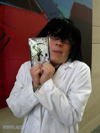 Shinra Kishitani from Durarara!! worn by Zipchan