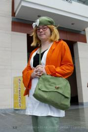 Bianca / Bel from Pokemon worn by Zipchan