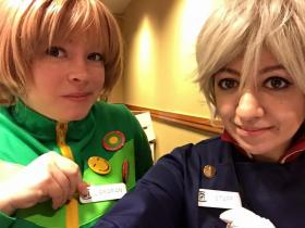 Chie Satonaka from Persona 4 worn by Zip
