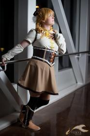 Mami Tomoe from Madoka Magica worn by Zip