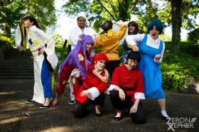 Akane Tendo from Ranma 1/2 worn by Zip