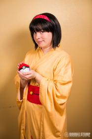 Erika from Pokemon worn by Zip