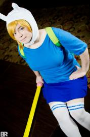 Fionna from Adventure Time with Finn & Jake worn by Zipchan