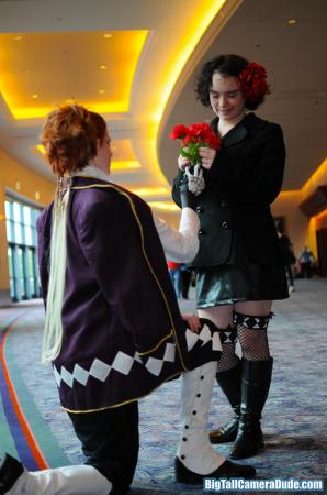Beast from Black Butler worn by Zipchan