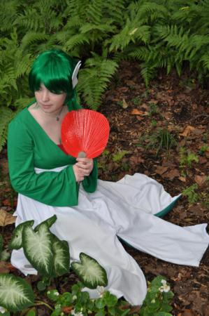 Gardevoir from Pokemon worn by Zip