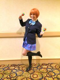 Rin Hoshizora from Love Live! worn by Michi