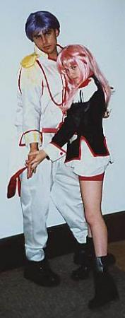 Utena Tenjou from Revolutionary Girl Utena worn by Michi