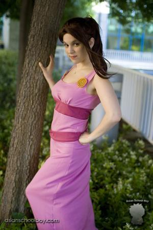 Megara from Kingdom Hearts 2