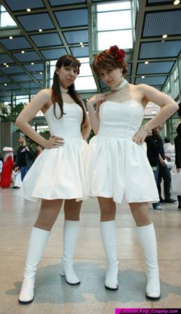 Hitomi Yoshizawa from Morning Musume worn by Michi