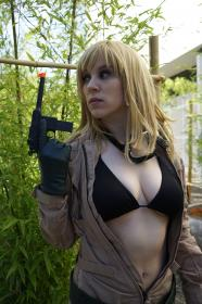 Eva from Metal Gear Solid 3: Snake Eater by Michi