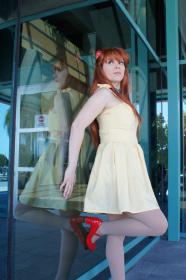 Asuka Langley Sohryu from Neon Genesis Evangelion worn by Michi