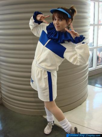 Nozomi Tsuji from Morning Musume