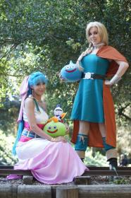 Bianca from Dragon Quest V by Michi