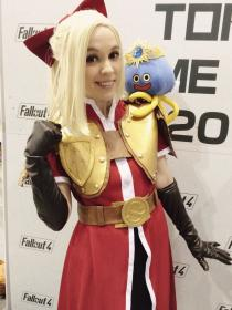 Meer / Aurora from Dragon Quest Heroes