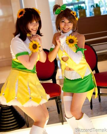 Haruka Amami from iDOLM@STER worn by Michi
