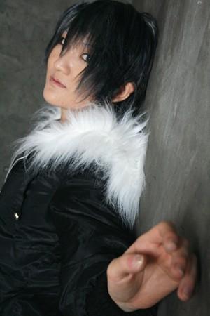 Akira from Togainu no Chi