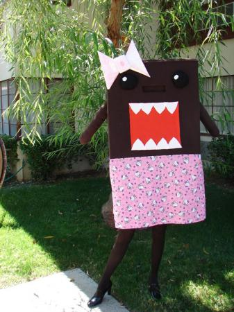 Domokun from Domo-kun