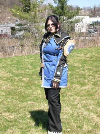 Female Hume from Final Fantasy XI