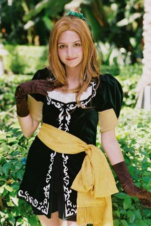 Maria Renard from Castlevania: Symphony of the Night worn by Baraciel