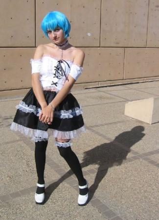 Rei Ayanami from Neon Genesis Evangelion worn by Baraciel