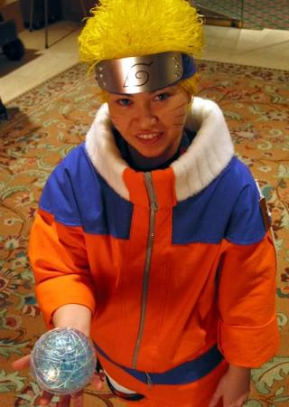 Naruto Uzumaki from Naruto worn by GamerGirlX