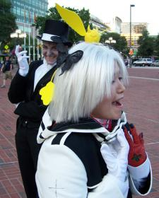 Allen Walker from D. Gray-Man worn by GamerGirlX