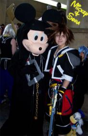 King Mickey from Kingdom Hearts 2 worn by GamerGirlX