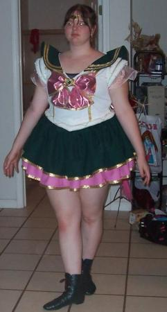 Sailor Jupiter from Sailor Moon Seramyu Musicals