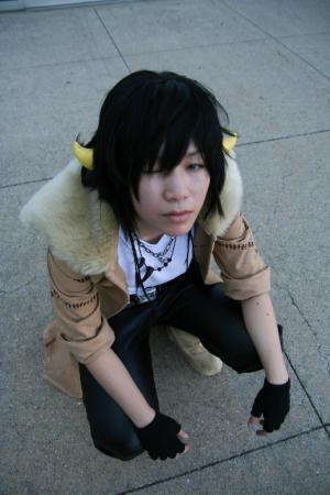 Lambo from Katekyo Hitman Reborn! worn by TK the Tiger